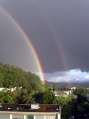 Weatherphenomenon rainbow